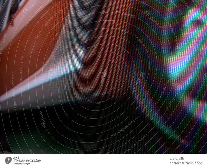 Red Black Style Car Transport Motor vehicle TV set Mobility RGB Pixel Car body