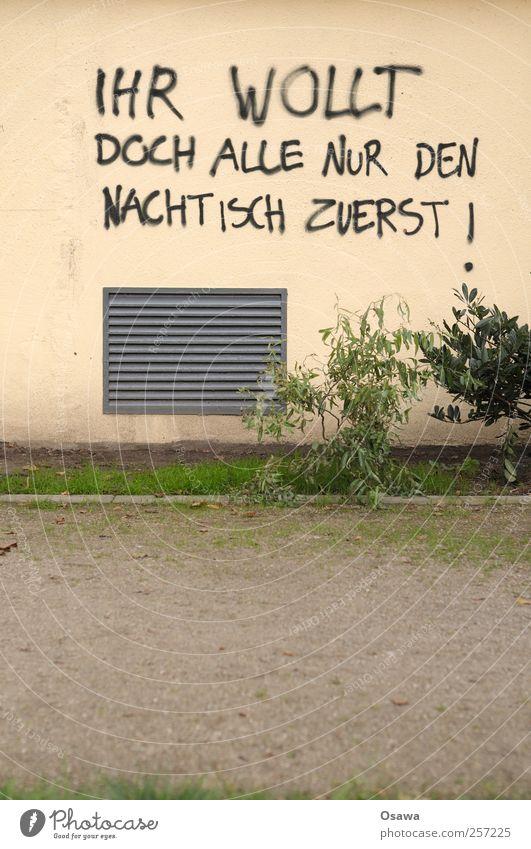 Graffiti Wall (building) Lanes & trails Food Dish Bushes Nutrition Information Street art Illustration Grating Dessert Avaricious Portrait format Plant