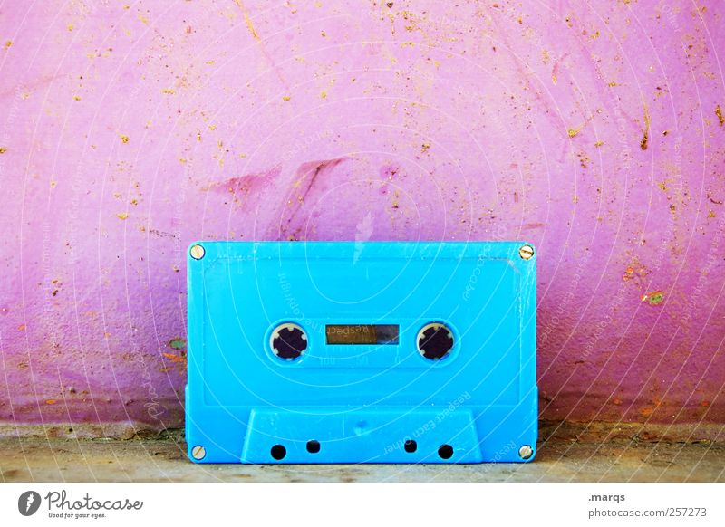 Blue Style Music Feasts & Celebrations Pink Design Lifestyle Technology Listening Club Event Analog Disc jockey Entertainment Tape cassette Colour
