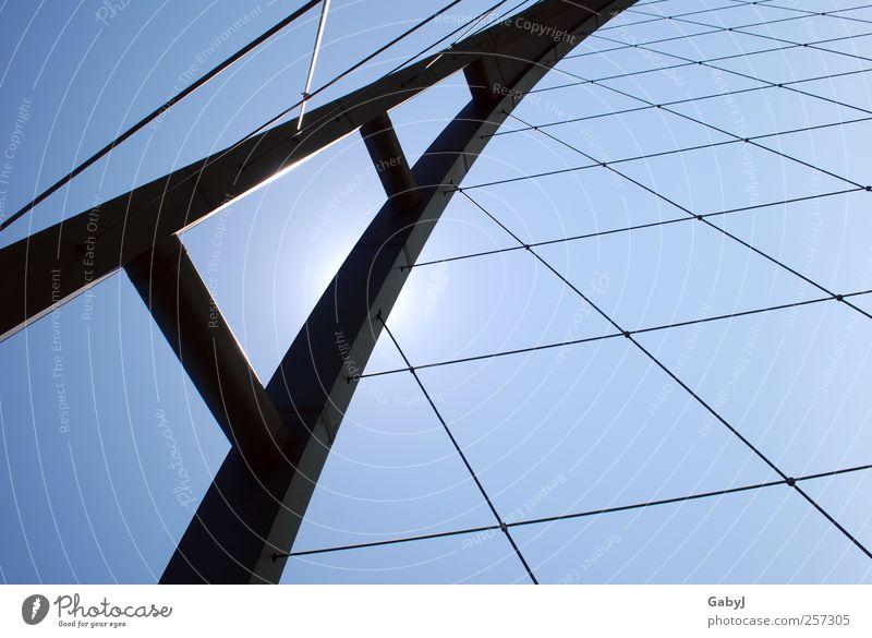 Fehmarnsund Vacation & Travel monk's way Steel construction Bridge construction Bridge pier Bridge building bridge architecture Schleswig-Holstein