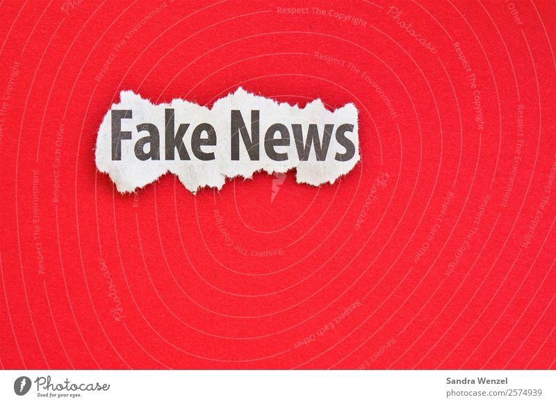 Fake News Characters Red Loyal Integrity Fairness Disbelief Inequity Betray Fraud fakenews Print media Communication Media Media industry Newspaper
