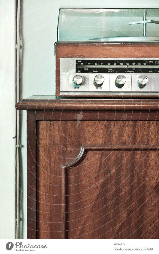 record player Living or residing Flat (apartment) Arrange Interior design Furniture Old Music Listening Record Record player Old fashioned Brown