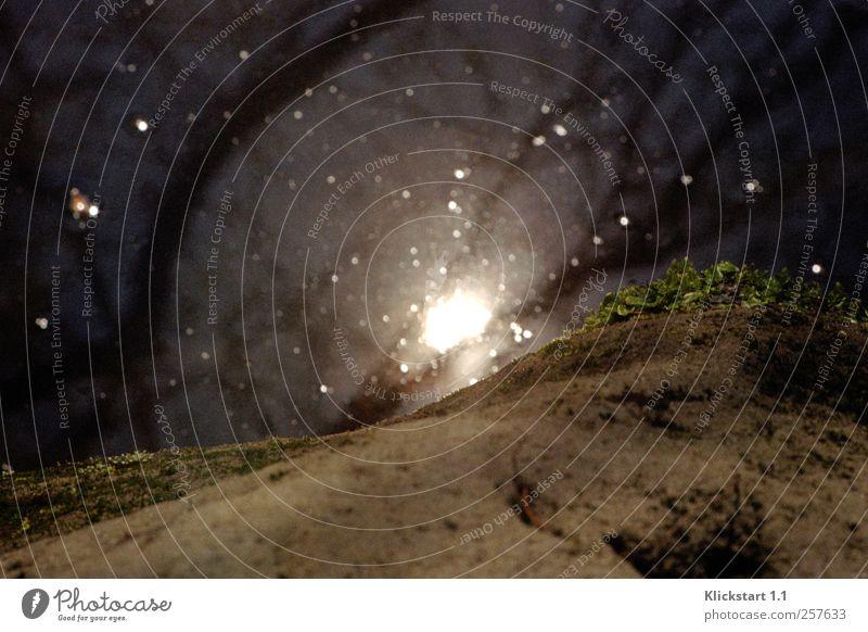 Calm Far-off places Freedom Dream Earth Glittering Rock Stars Inspiration Night sky Deception Starry sky