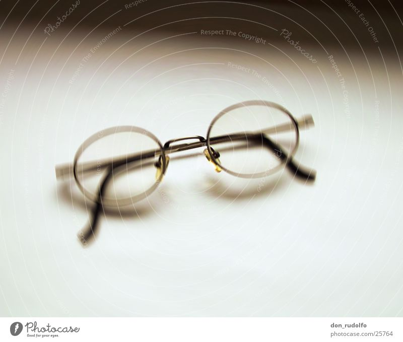 Glass Eyeglasses Living or residing Graphic Monochrome Brownish