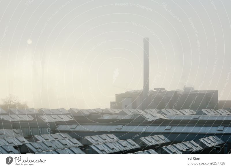 Sky Winter Clouds Dark Environment Moody Fog Industry Factory Stress Economy Industrial plant