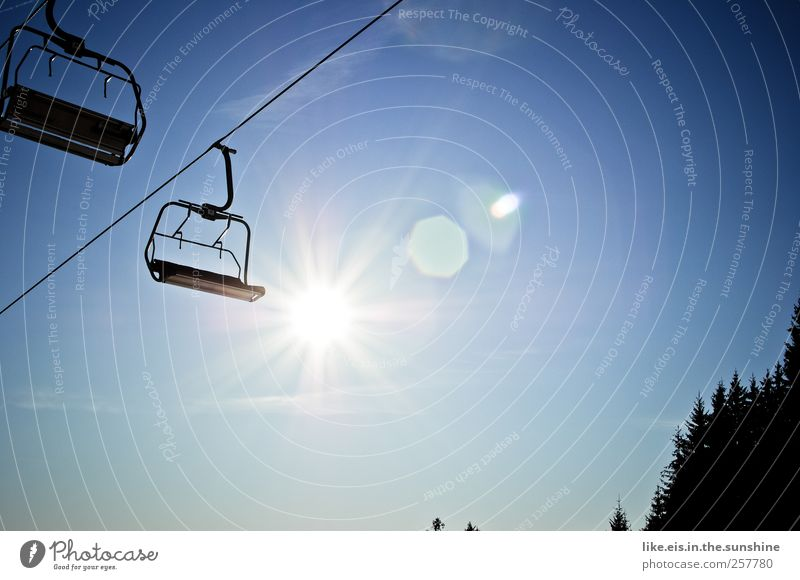 Sky Nature Vacation & Travel Summer Sun Landscape Winter Forest Mountain Environment Snow Leisure and hobbies Tourism Hiking Empty Trip