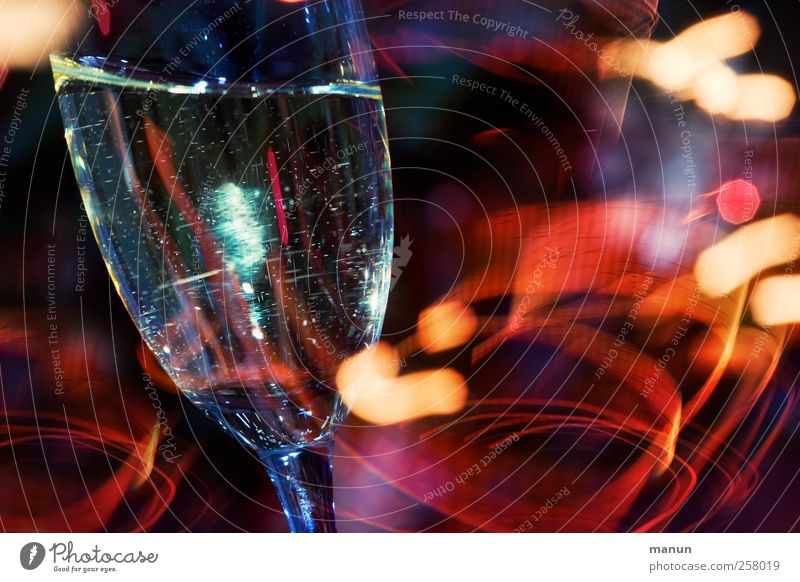 Cheers! Beverage Cold drink Alcoholic drinks Sparkling wine Prosecco Champagne Longdrink Cocktail Glass Champagne glass Bar Cocktail bar Feasts & Celebrations