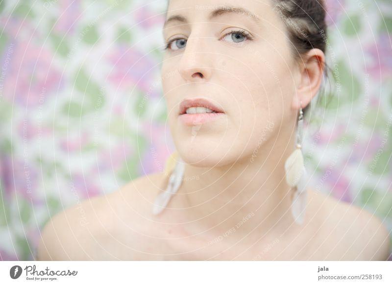 Woman Human being Beautiful Adults Feminine Head Esthetic Earring 30 - 45 years