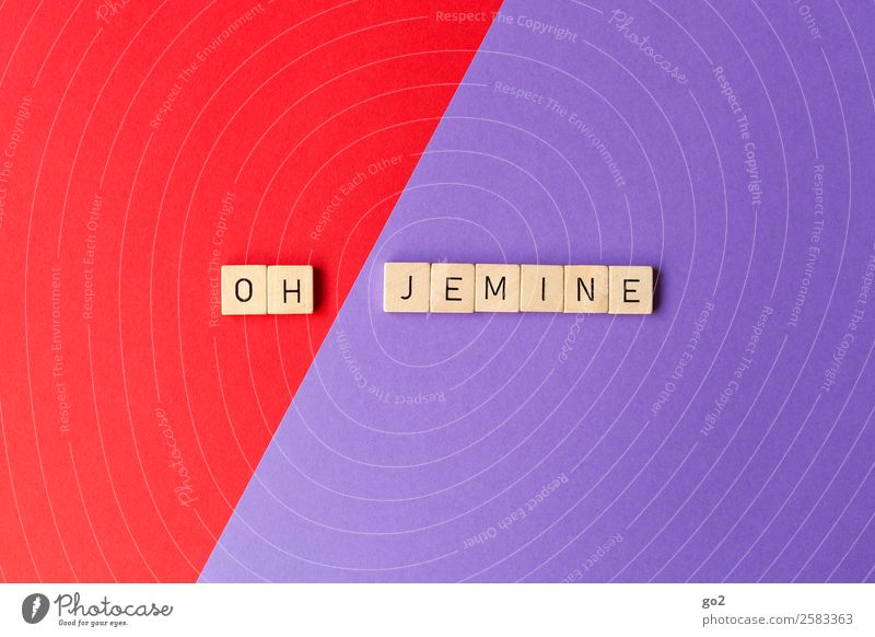 Oh, Jemine! Playing Board game Paper Characters Old Funny Violet Red Surprise Concern Disappointment Exhaustion Fear Stress Nerviness Aggravation Belief