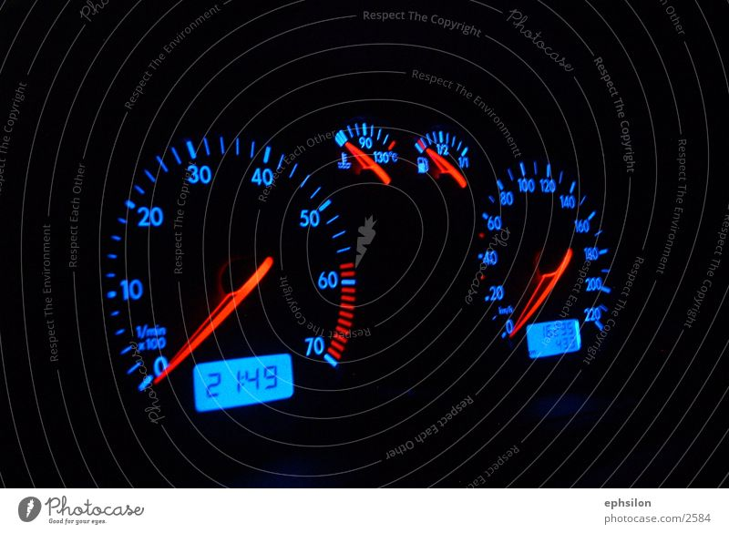 Car Things Speedometer