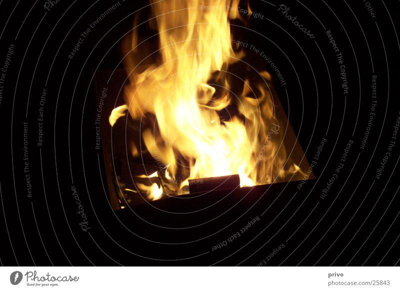 Blaze Burn