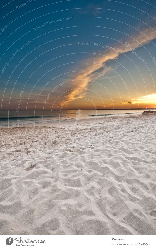 Sky Water Sun Vacation & Travel Ocean Summer Beach Clouds Relaxation Environment Sand Coast Horizon Earth Swimming & Bathing Beautiful weather