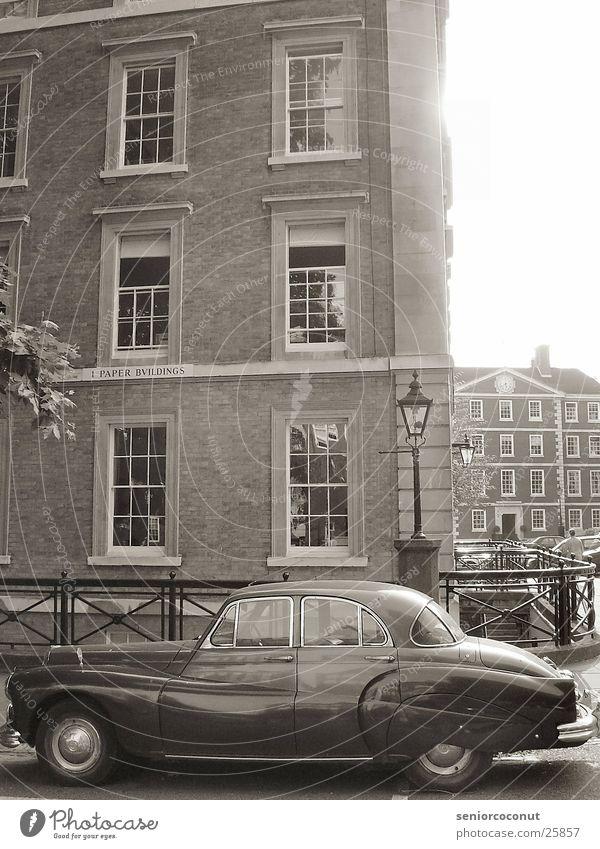 Car Europe London Vintage car