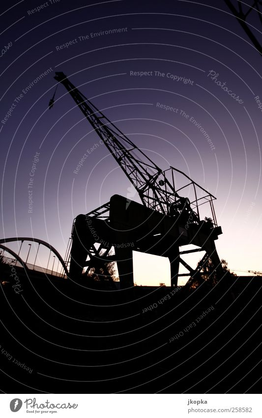 crane Transport Industry Logistics Harbour Machinery Crane