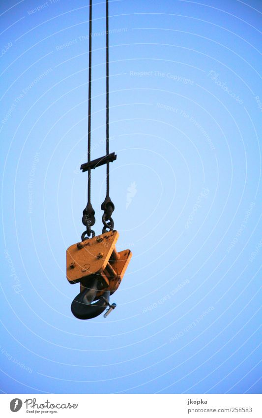 crane hook Metal Work and employment Industry Logistics Hang Crane Lift Lifting crane