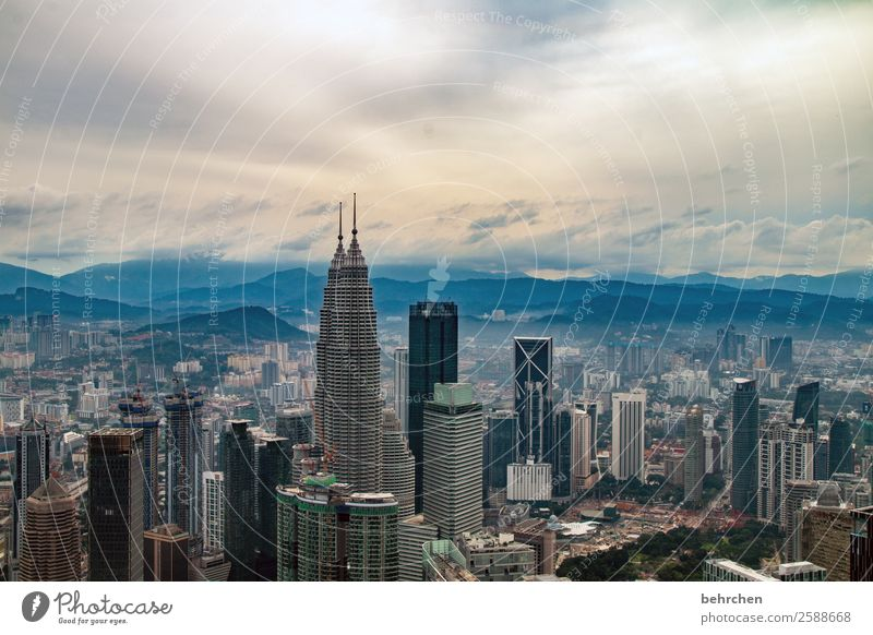 complex | kuala lumpur - big city life Vacation & Travel Tourism Trip Adventure Far-off places Freedom Sightseeing Kuala Lumpur Malaya Asia Town Capital city