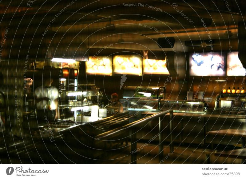 Nutrition Europe Bar Screen Counter Russia Moscow Pub-owner