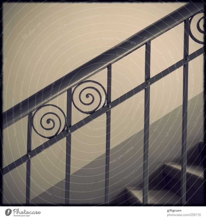 Old House (Residential Structure) Wall (building) Architecture Building Wall (barrier) Stairs Manmade structures Handrail Banister Upward Staircase (Hallway)