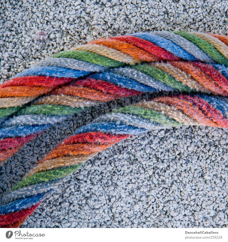 """""""Rainbow"""" I Solar Power Art Environment Nature Climate Weather Ice Frost Town Playground Street Exceptional Uniqueness Beautiful Blue Multicoloured Green Red"""