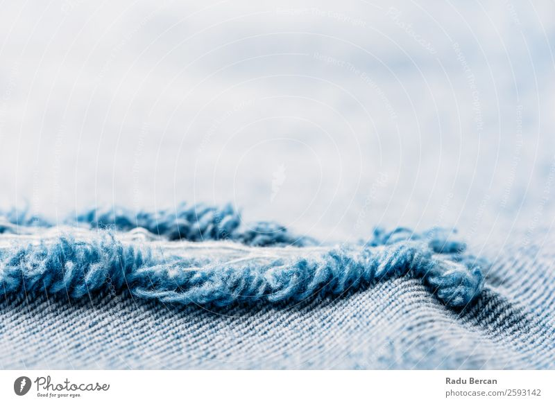 Denim Texture Of Torn Up Jeans Consistency Background picture Cloth Blue Pattern Design Easygoing textile Material Old Close-up Fashion Clothing Retro Detail