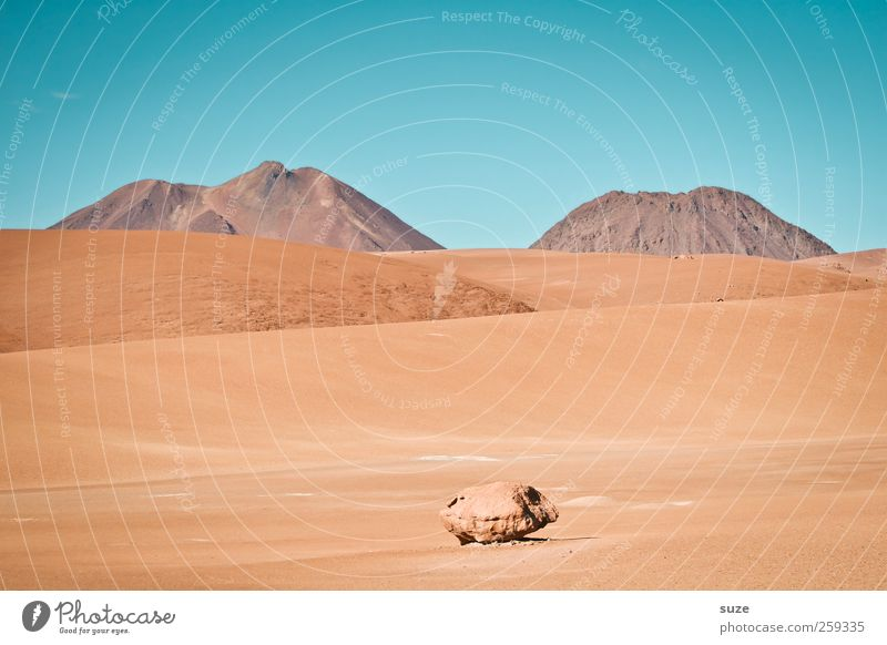 Sky Nature Blue Summer Loneliness Environment Landscape Mountain Sand Warmth Stone Air Weather Horizon Earth Rock