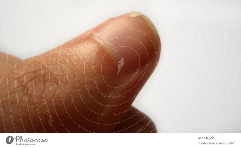 Fingers Thumb Fingernail Nail Thumbnail