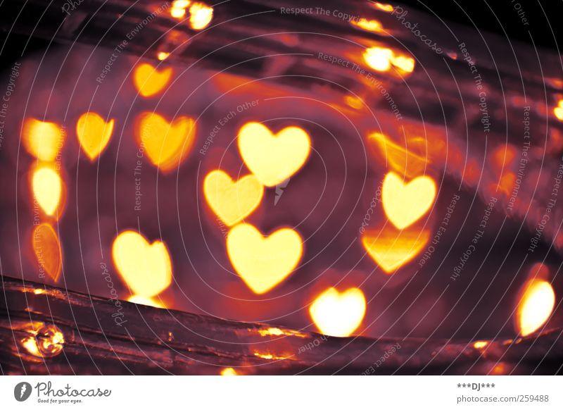 Heart to heart (Bokeh) Illuminate Infinity Retro Brown Multicoloured Yellow Gold Violet Red Black Emotions Moody Joy Happy Contentment Joie de vivre (Vitality)