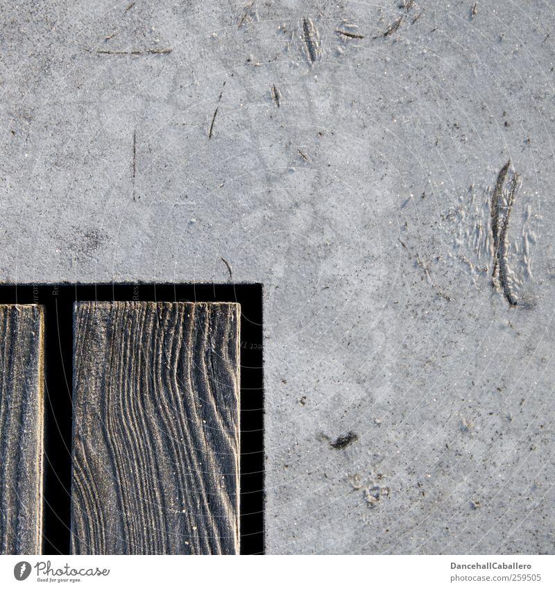 Architecture Wood Line Concrete Design Esthetic Frost Corner Creativity Frozen Square Material Wooden board Symmetry Geometry Graphic