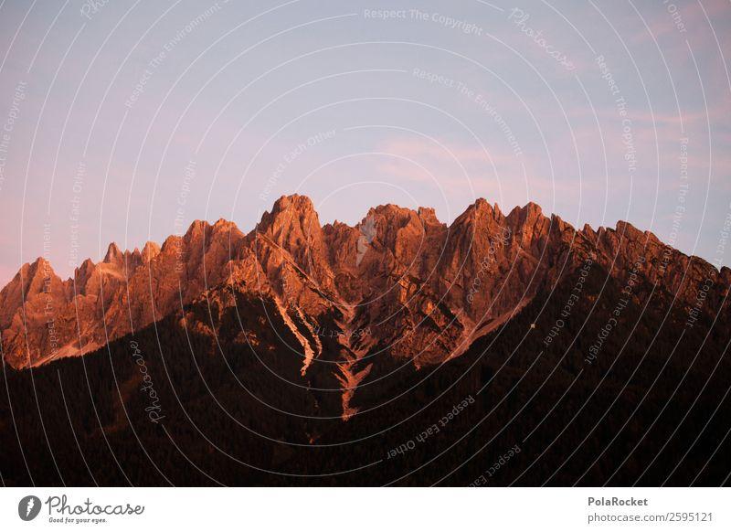 #A# Big Stone Environment Nature Landscape Esthetic Mountain Peak Alps Federal State of Tyrol Mountain range Tall Hiking Exterior shot Sparse Stony Colour photo