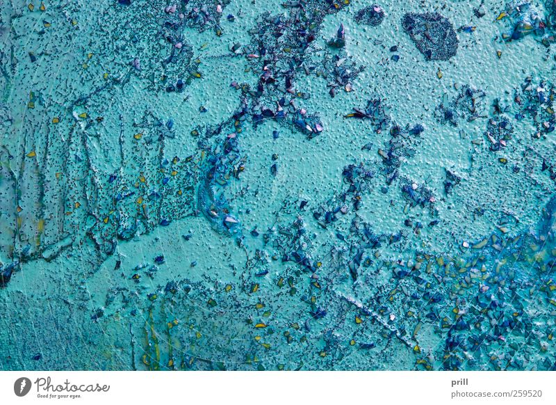 Blue Background picture Art Leisure and hobbies Dirty Creativity Painting and drawing (object) Part Turquoise Image Painted Chaos Inspiration Section of image