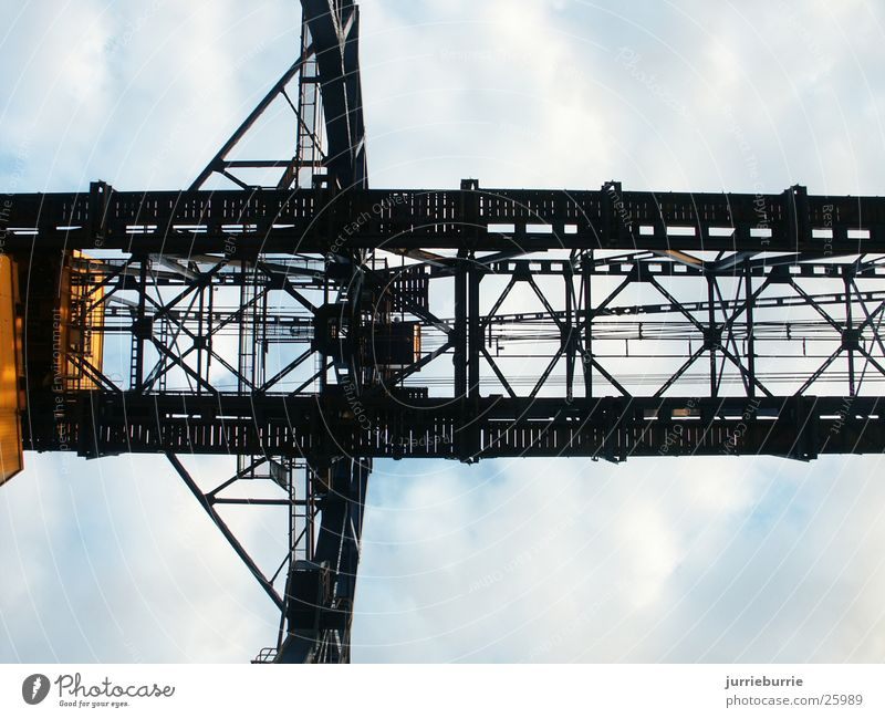 Cranes gight Industrial Bridge knock Structures and shapes matt eel frames
