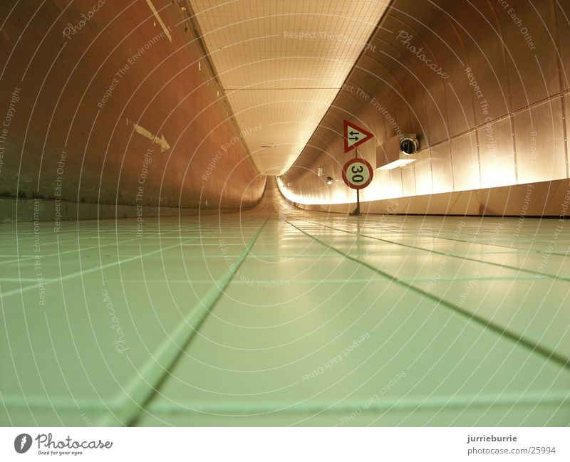 Architecture Tunnel