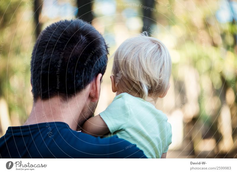 father and child Parenting Human being Child Toddler Girl Boy (child) Young man Youth (Young adults) Man Adults Father Family & Relations Infancy Life Head