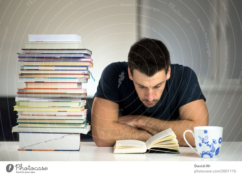 reader Lifestyle Reading Education Study Academic studies University & College student Human being Masculine Man Adults 1 Joy Comforting Driving Concentrate