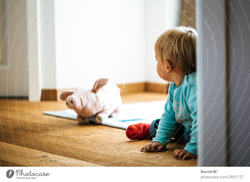 Piggy, what's up with you? Life Playing Room Children's room Parenting Human being Toddler Girl Boy (child) Infancy Head Hair and hairstyles 1 1 - 3 years