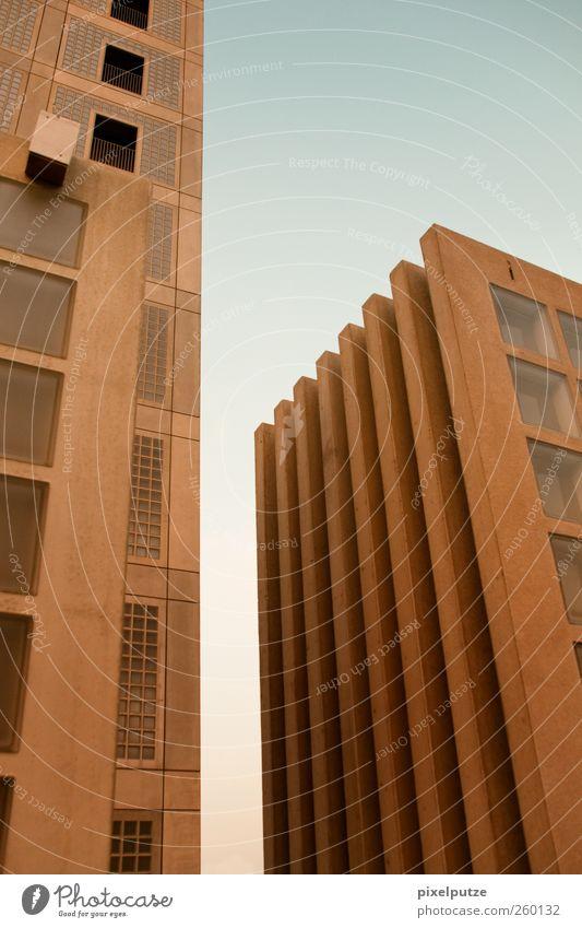 City Window Architecture High-rise Skyline