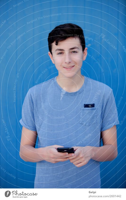 Portrait of a teenager Human being Youth (Young adults) Man White Face Street Lifestyle Adults Happy Boy (child) Playing Fashion Modern Music Technology Smiling