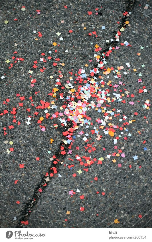 City Red Joy Black Street Lanes & trails Gray Stone Line Feasts & Celebrations Dirty Lie Places Happiness Paper Decoration