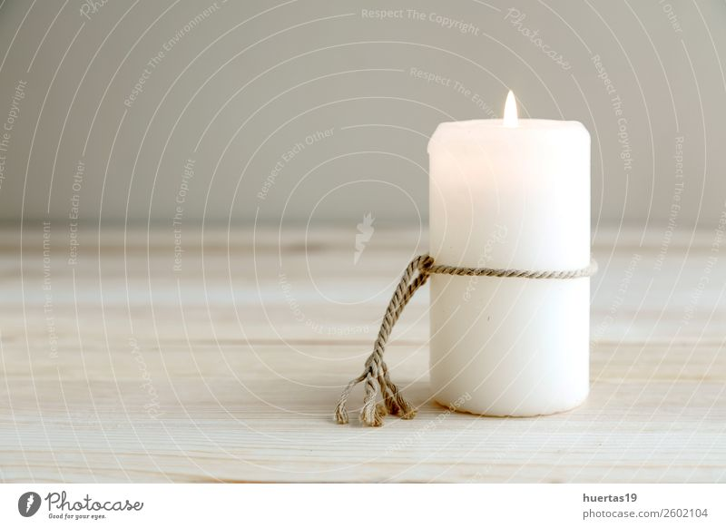 still life of home lighting candles Warmth Bright Candle Home Wax