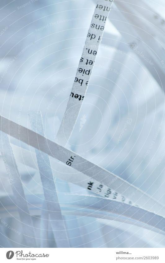 shredding is art Office Mince Art Paper File file destruction Data protection Characters Testing & Control Destruction Detail