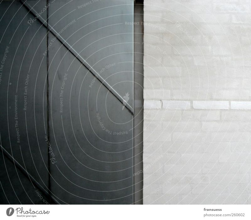 herbaceous Stone Metal Brick Cold Gray Wall (building) Detail Wall (barrier) Line White Geometry Direct Subdued colour Interior shot Structures and shapes