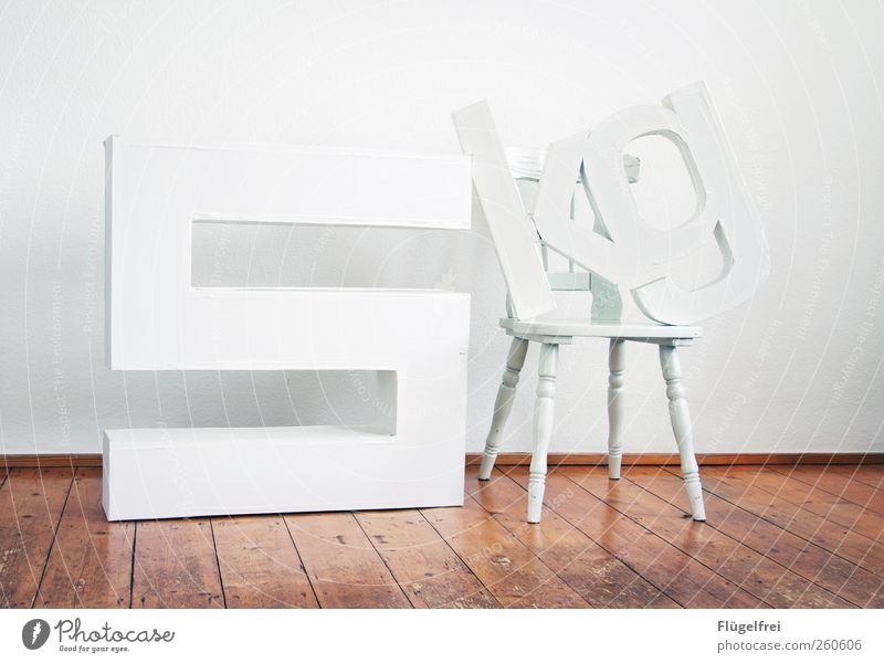 5kg Stuhl Art Design Stand Kilogram