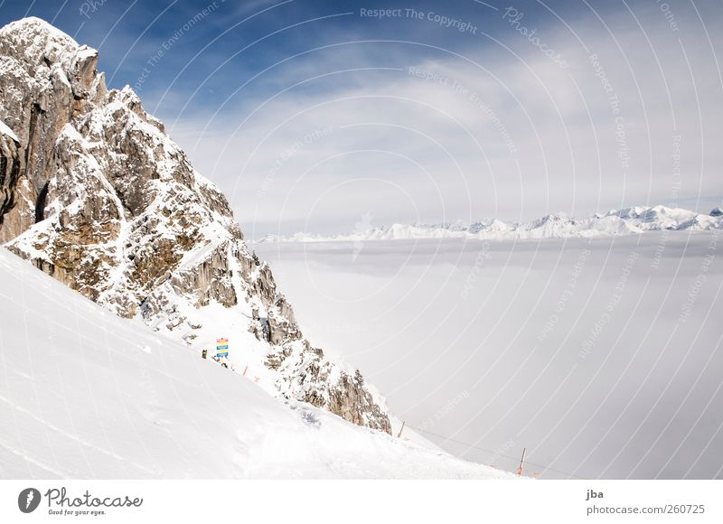 White Winter Clouds Landscape Life Cold Snow Mountain Freedom Contentment Rock Fog Hiking Trip Elements Alps