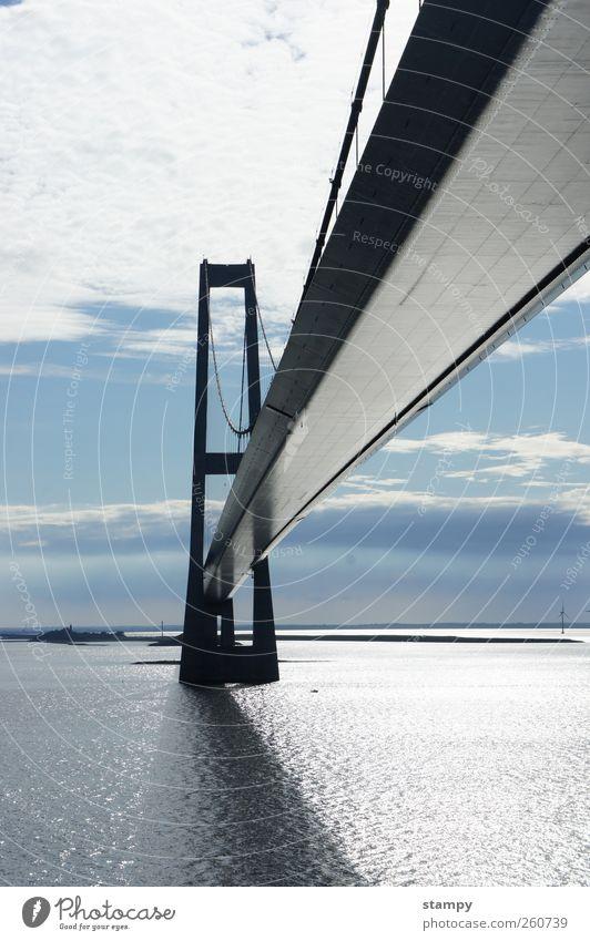 the bridge Bridge Navigation Metal Elegant Modern Crazy Enthusiasm Cool (slang) Passion Beautiful Patient Calm Hope Belief Humble Homesickness Shame Dangerous