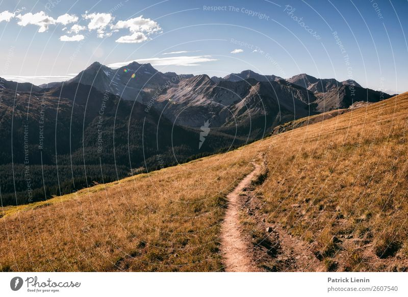 Maroon-Snowmass Wilderness in Colorado Wellness Life Harmonious Vacation & Travel Tourism Trip Adventure Far-off places Freedom Camping Mountain Hiking