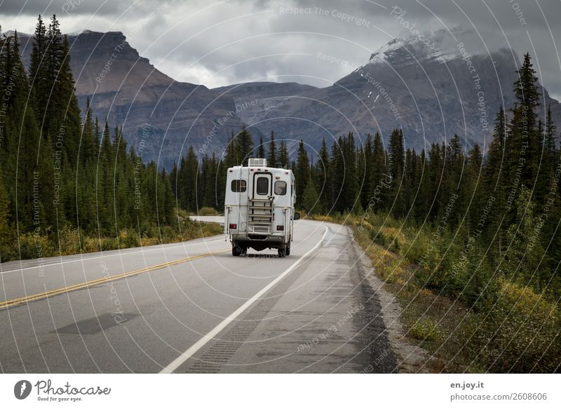 I'll be off Lifestyle Leisure and hobbies Vacation & Travel Tourism Trip Adventure Far-off places Freedom Expedition Camping Mountain Landscape Autumn Forest