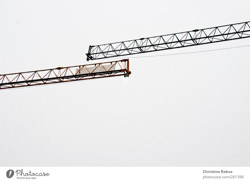 Sky White Far-off places Gray Metal Air Work and employment Power Construction site Technology Infinity Touch Long Steel Silver Craftsperson