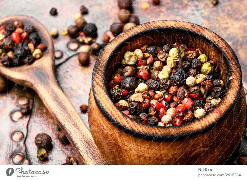 Spice-pepper peas or peppercorn spice black ingredient seed food seasoning dry spicy closeup macro condiment heap organic aromatic flavor grain hot herb