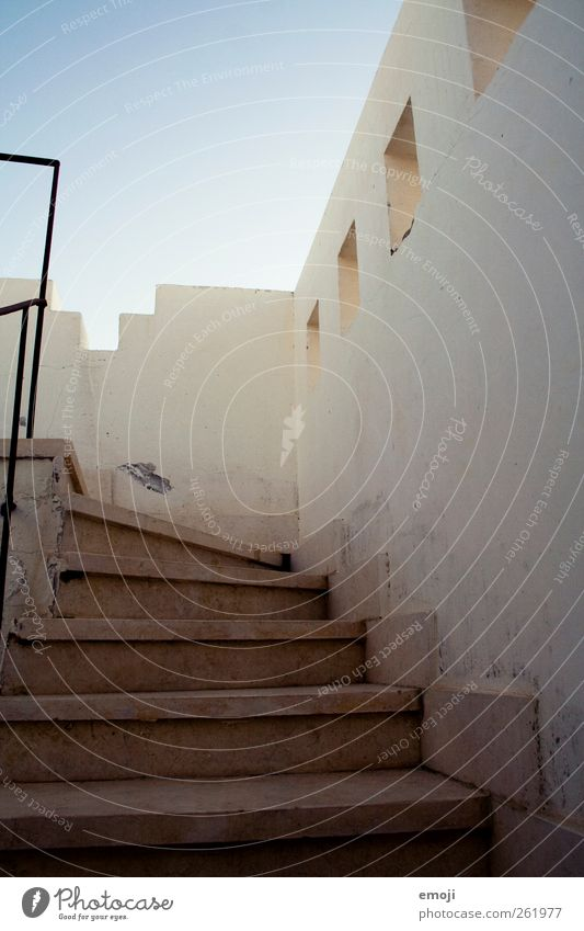 City House (Residential Structure) Wall (building) Architecture Wall (barrier) Building Facade Stairs Manmade structures Mediterranean Dream house