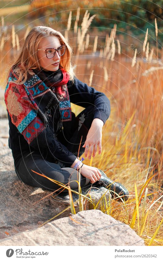 Woman Human being Feminine Fashion Think Sit Esthetic Future Academic studies Futurism Model Career Manikin Forward-looking Dream of the future